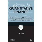 Quantitative Finance by T. Wake Epps