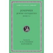 Josephus: Jewish Antiquities, Bks. IV-VI v. 6 by Flavius Josephus