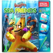Set Aqua Dragons Sea Friends World Alive
