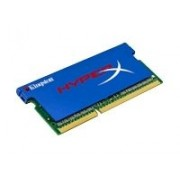Kingston HyperX - DDR3 - 4 Go : 2 x 2 Go - SO DIMM 204 broches - 1333 MHz / PC3-10600 - CL7 - 1.5 V - mémoire sans tampon - non ECC