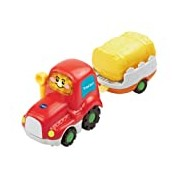 Vtech - Toot Toot Drivers - Tractor & Trailer - Tracteur & Remorque Version Anglaise (Import UK)