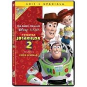 Toy Story 2:Tom Hanks,Tim Allen - Povestea jucariilor 2 (DVD)