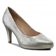Обувки CAPRICE - 9-22414-28 Silver Metal. 920