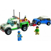 Set Constructie Lego City Camioneta De Remorcare