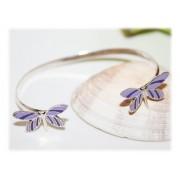 Bracelet Papillon Enfant Argent