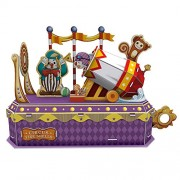Cubic Fun Circus - Clown Cannon, K1303h 52 piecesCubic Fun Circus - Clown Cannon, K1303h 52 pieces