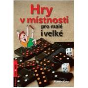 Hry v místnosti pro malé i velké(Martin Gato )