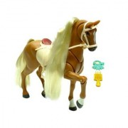 Prance N Paw Stallion by Lanard - Palomino Tennessee Walker - Sounds & Motion