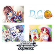 Weiss Schwarz Booster Pack - D.C. -Da Capo- 10th Anniversary Mix (20packs) (japan import)