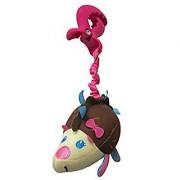 Tiny Love Clip-On Stroller Toy Heidi Hedgehog