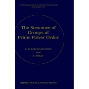 The Structure of Groups of Prime Power Order by C.R. Leedham-Green