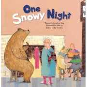 One Snowy Night: Measuring with Body Parts
