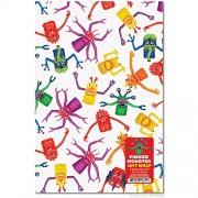 Finger Monster Gift Wrap