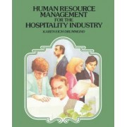 Human Resource Management for the Hospitality Industry by Karen Eich Drummond