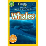National Geographic Readers Great Migrations by Laura Marsh