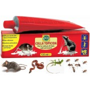 Adeziv pentri șobolani, șoareci, șerpi, gândaci, furnici - 135 g