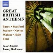 Vasari Singers - Anthems (0747313250479) (1 CD)
