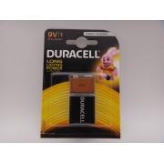 Duracell 9V MN1604 Duralock baterie alcalina 6LF22 BLISTER 1