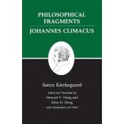 Kierkegaard's Writings: Philosophical Fragments, or a Fragment of Philosophy/ Johannes Climacus, or De Omnibus Dubitandum Est. v. 7 by S
