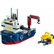 Set Constructie Lego Creator Nava De Explorare Oceanica