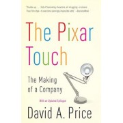 The Pixar Touch by David A Price