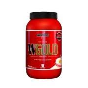 WGold Whey Isolate - Baunilha 907g - Integralmédica