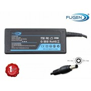 Fugen Laptop Adapter Charger 65w 19v 3.42a for Asus F450, F450CA, F450CA-WX215D, F450CA-WX287P, F450LD-CA051H, F450LD-WX134H