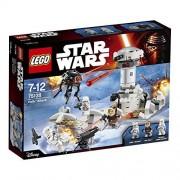 Lego® Star WarsTM LEGO - 75138 - Star Wars - Jeu de Construction - Hoth Attack