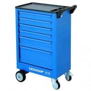 Gedore szerszámkocsi 1578 kék