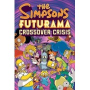 The Simpsons Futurama Crossover Crisis by Matt Groening