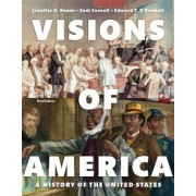 Visions of America, Volume One, Books a la Carte Edition Plus New Myhistorylab for U.S. History -- Access Card Package