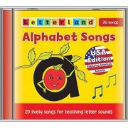 Alphabet Songs CD by Lyn Wendon