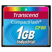 Transcend TS1GCF80 Compact Flash 80x 1gb