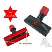 Staubsaugerwelt24 tOP brosse d'aspirateur à poils d'animaux salco pour aspirateur
