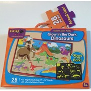 The Learning Journey Glow in the Dark Dinosaurs