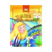 Alice in tara minunilor - Rao.