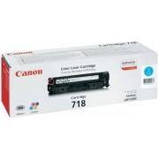 Canon Original Canon 718 Toner 2661B002 cyan - reduziert