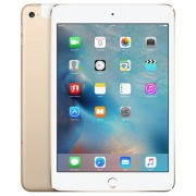 """APPLE iPad mini 4 128GB cu Wi-Fi + 4G, Dual Core A8, Ecran Retina 7.9"""", Gold"""