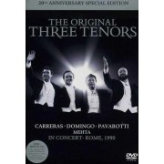Carreras,Domingo,Pavarotti - The Original Three Tenors (CD)