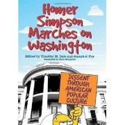 Homer Simpson Marches on Washington by Timothy M. Dale