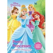 Disney Princess Pretty Princesses by Parragon Books Ltd