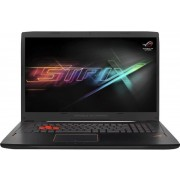 "Laptop Gaming ASUS ROG GL702VM-GC139T (Procesor Intel® Core™ i7-7700HQ (6M Cache, up to 3.8 GHz), Kaby Lake, 17.3""FHD, 8GB, 1TB @7200rpm + 128GB SSD, nVidia GeForce GTX 1060@6GB, Wireless AC, Tastatura iluminata, Win10 Home 64)"
