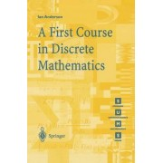 A First Course in Discrete Mathematics by Ian Anderson