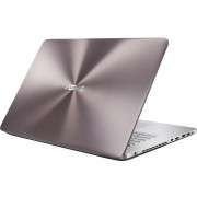 "ASUS N752VX-GC105D 17.3"" FHD Intel Core i7-6700HQ 2.6GHz (3.5GHz) 8GB 1TB GeForce GTX 950 4GB ODD Aluminium"