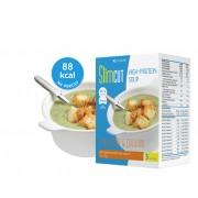 SlimCut supă dietetică de legume cu crutoane