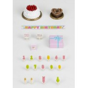 Sylvanian Families Furniture Birthday Cake Set (Japan Import)