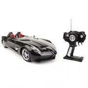 "11"" 1:12 Mercedes Benz Slr Black Mbslr12 B R/C Radio Control Car"