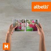 Fotoboekje Maken - Vierkant Medium 14x14 cm met Fotokaft