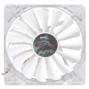 Ventilator 140 mm Aerocool Shark White LED
