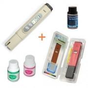Kit / Pack pH Metro (PH-009(I)) y Medidor digital de ORP / Redox (169-B)